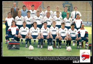 losc 1990-1991
