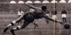 Lille-Angers 1948 peno de Baratte