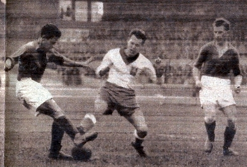 Lille-Angers coupe 1948