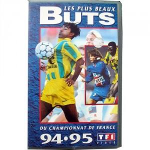 Les-Plus-Beaux-Buts-Du-Championnat-De-France-94-95-VHS-851144222_L