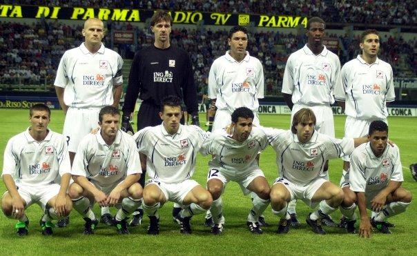 équipe Parme
