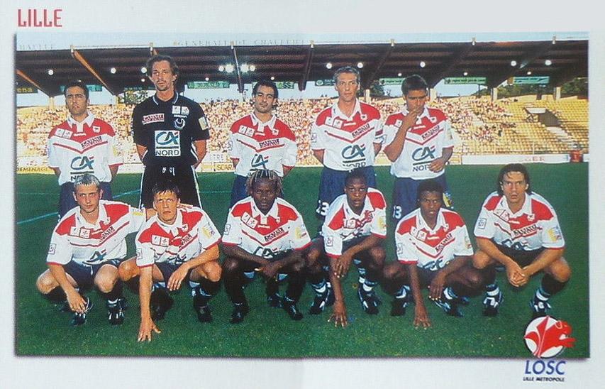 équipe 1998-1999