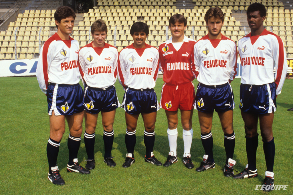 recrues lille 87-88