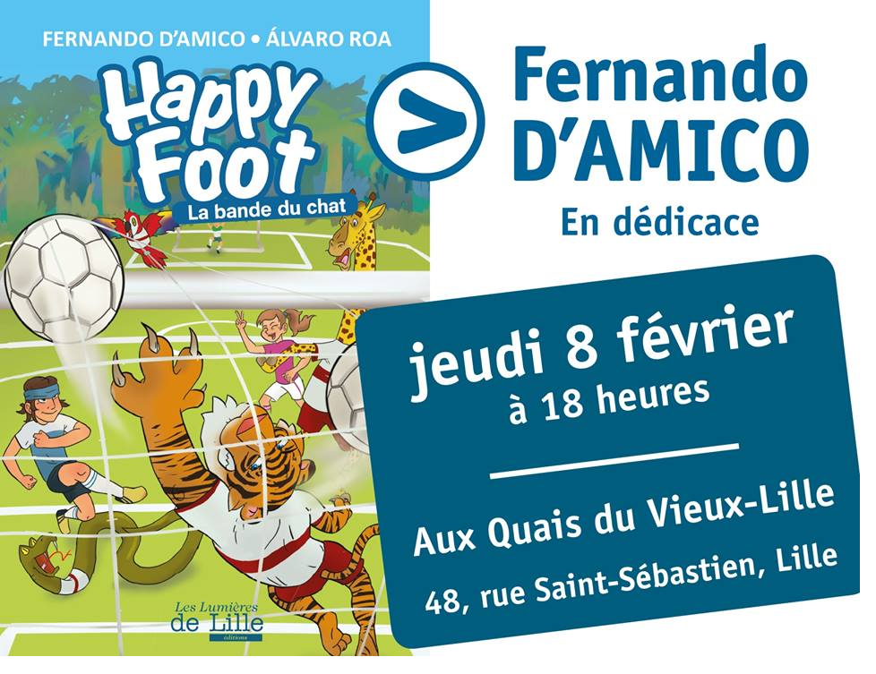 damico happy foot