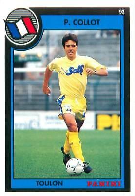 Patrick-Collot-Toulon-FC-Martigues-Avignon-Lille-1993