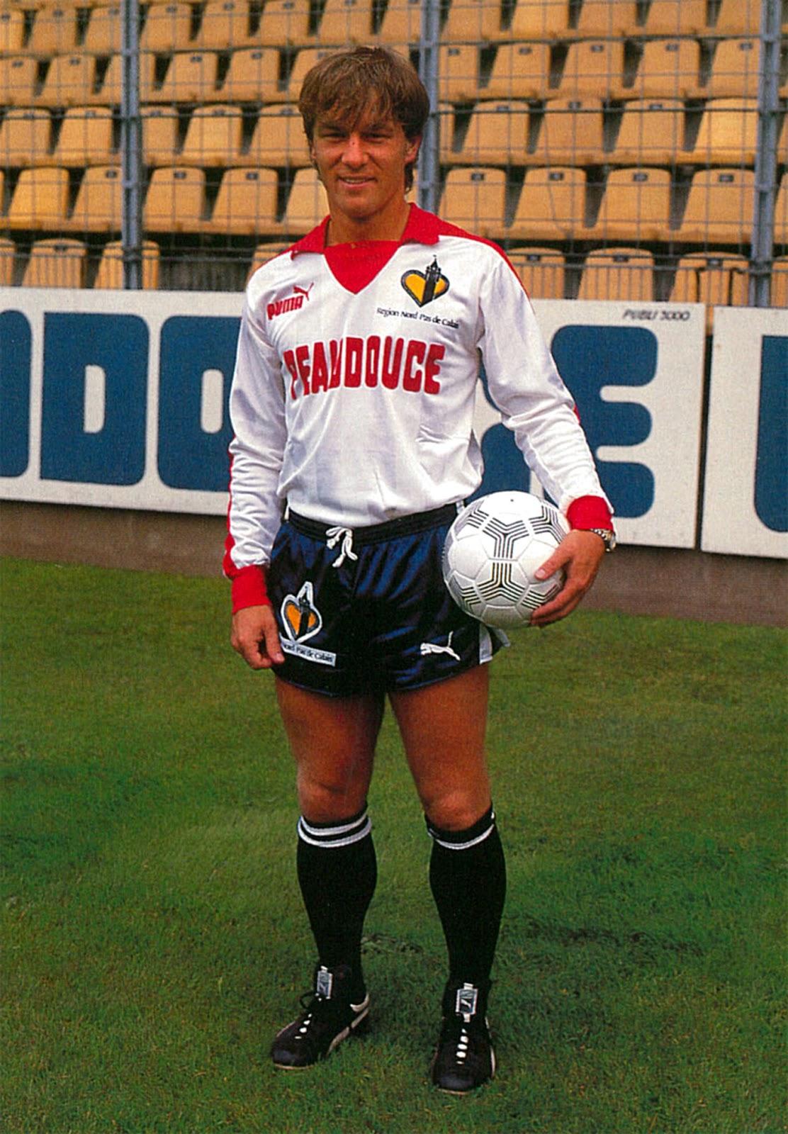 philippe piette losc lille peaudouce 1985-86