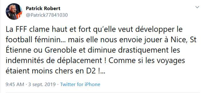 Tweet P. Robert