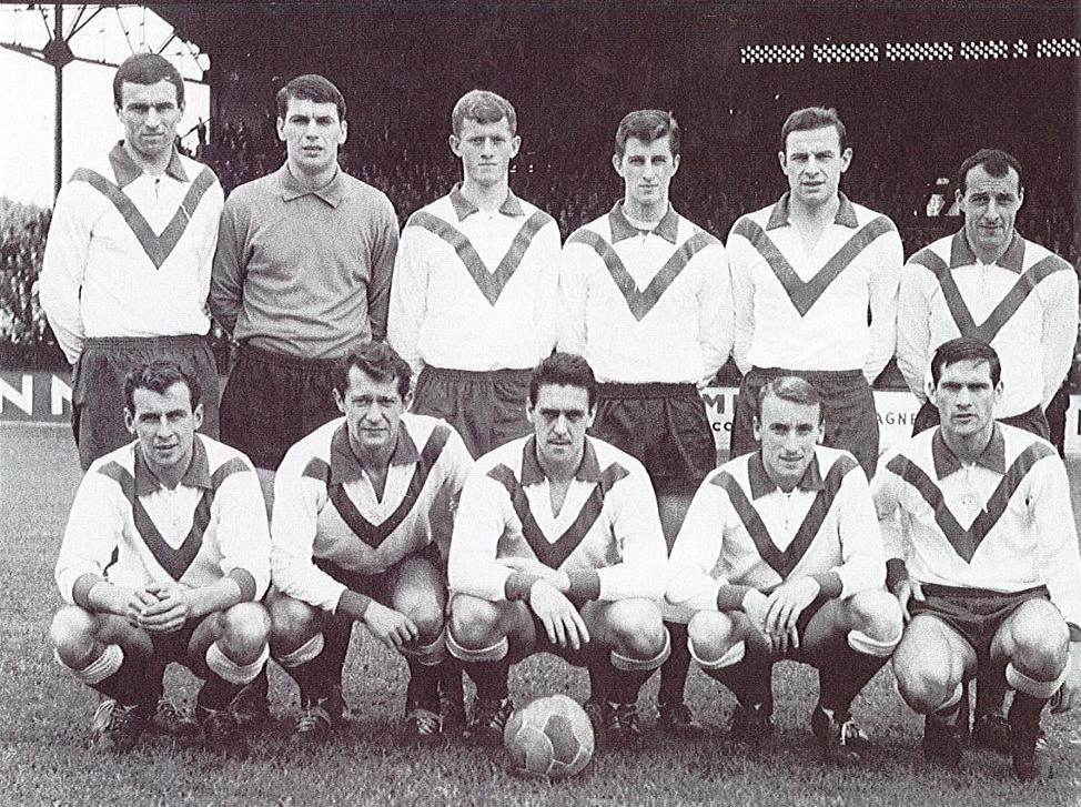 Equipe 63-64 octobre 63 Lille Red Star
