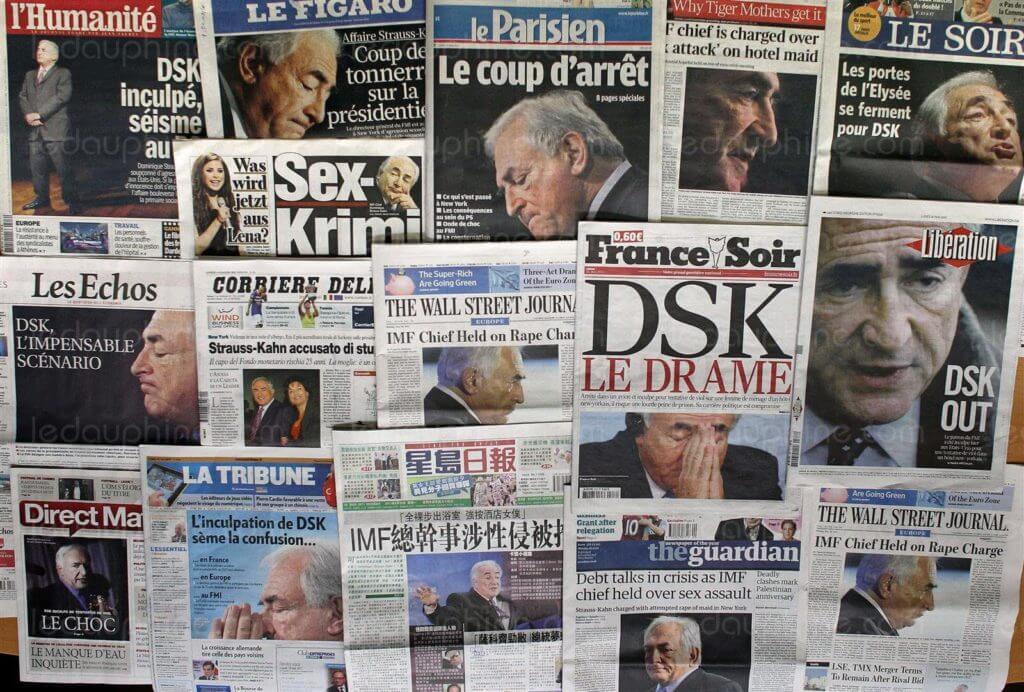 un-veritable-deferlement-mediatique-l-affaire-dsk-avait-inonde-les-unes-des-journaux-du-monde-entier-au-lendemain-de-sa-revelation-archives-afp-1419396764-1024x692