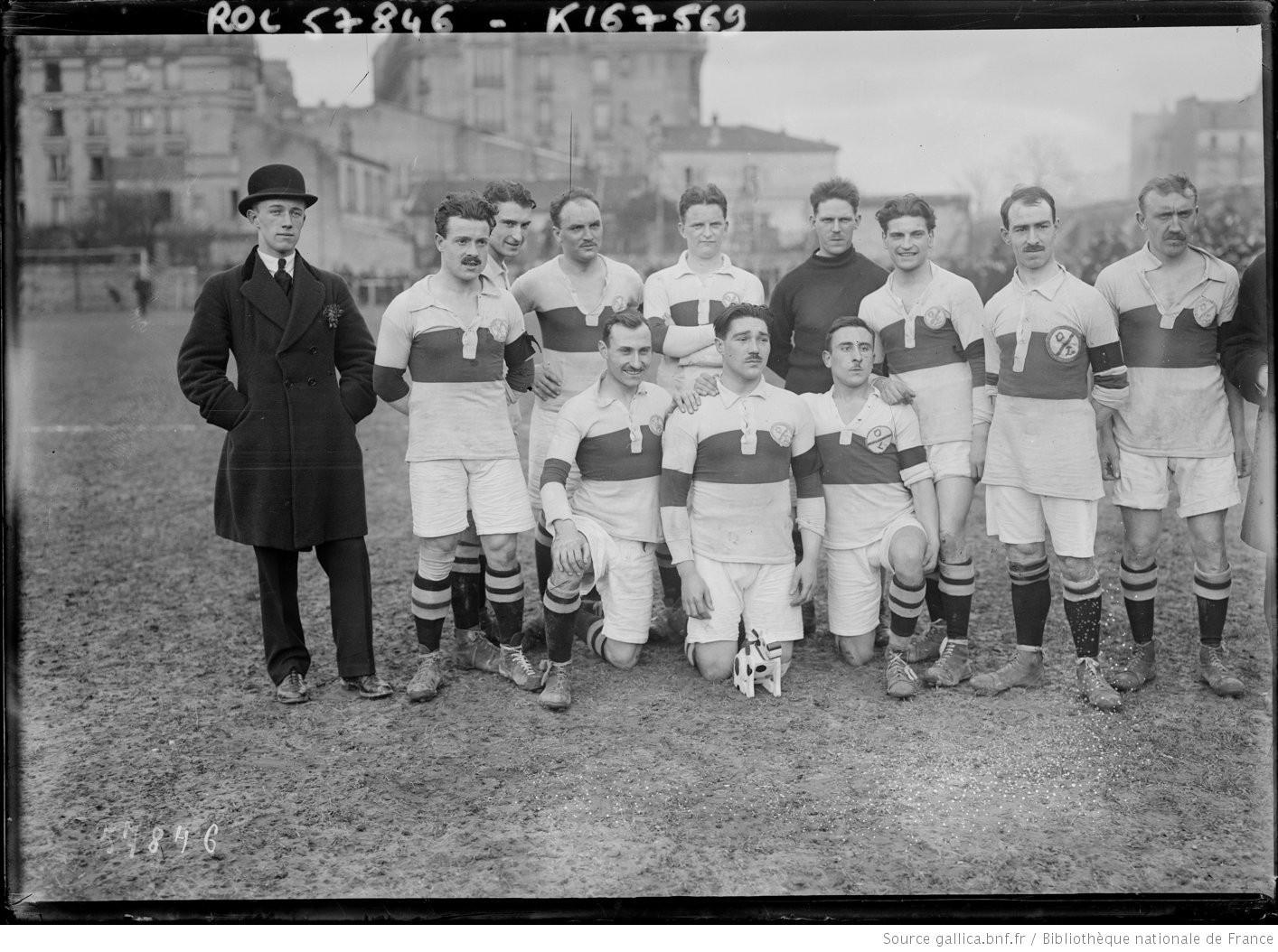 equipe 19200201 huitiemes