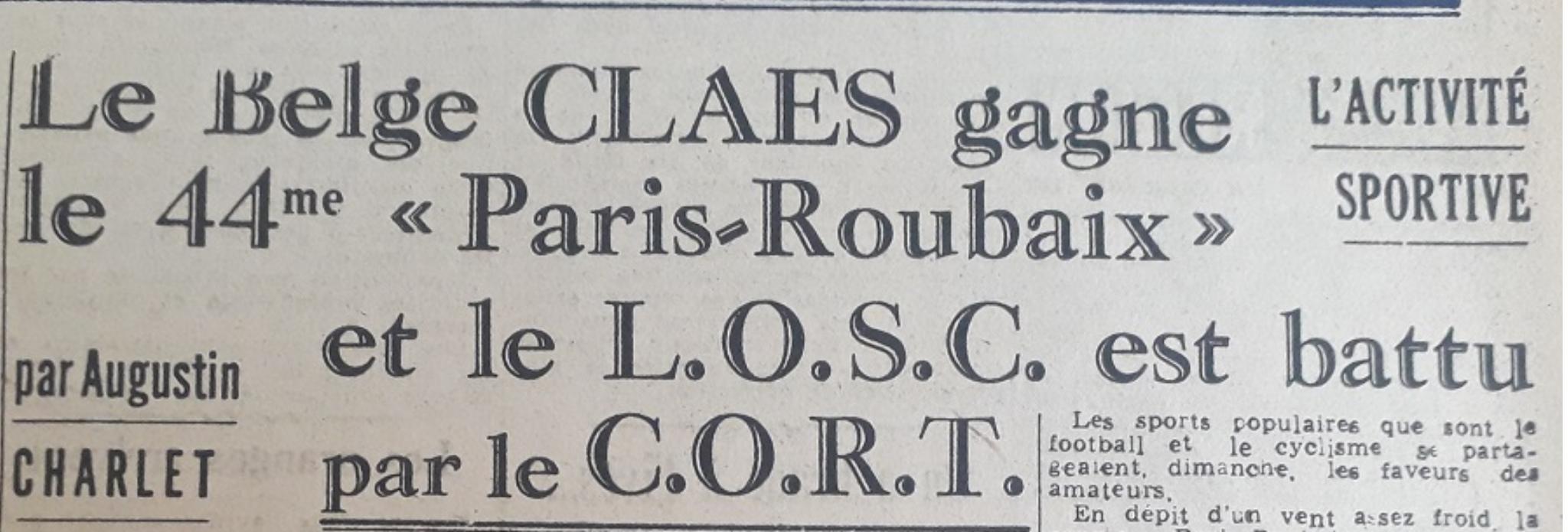1946 Roubaix