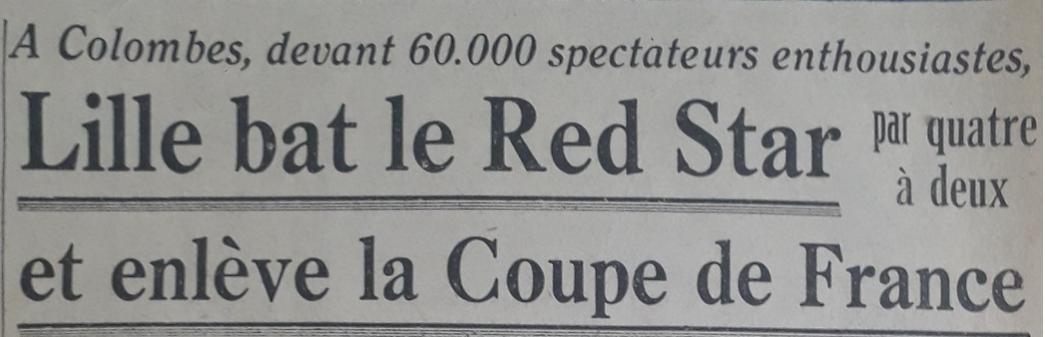 coupe redstar